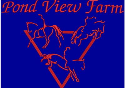 Pond View Farm logo